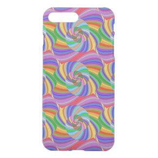 Espiral psicodélico funda para iPhone 7 plus