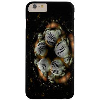 Espirales y cáscaras caóticos funda barely there iPhone 6 plus