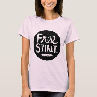 Espíritu libre camiseta
