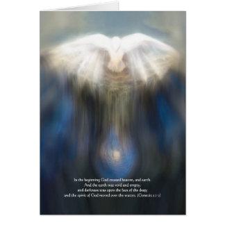 Espíritu Santo Tarjeton