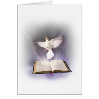 Espíritu Santo Tarjetón