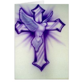 Espíritu Santo Tarjeta De Felicitación