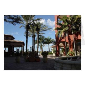 Esplenade, isla de Marco, la Florida, 2010 Felicitaciones