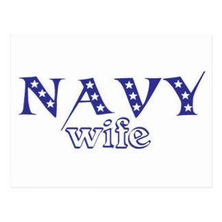 Esposa 2 de la marina de guerra postal