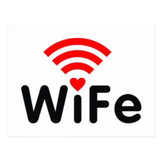 Esposa Wifi Postal