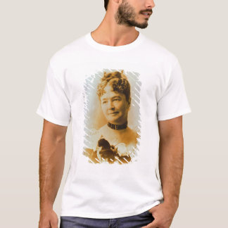 Esposas de Custer del tocino de Elizabeth Camiseta