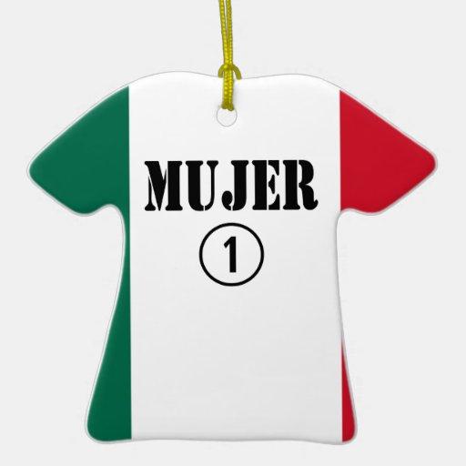 Esposas mexicanas: Uno de Mujer Numero Adorno De Reyes