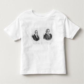 Esprit Auber y Ludwig van Beethoven Camiseta De Bebé
