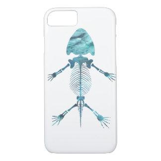 Esqueleto anfibio funda iPhone 7