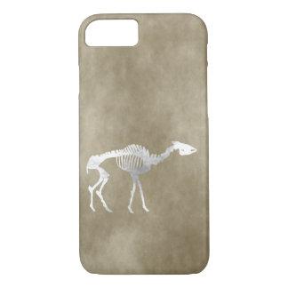 esqueleto del helladotherium funda iPhone 7