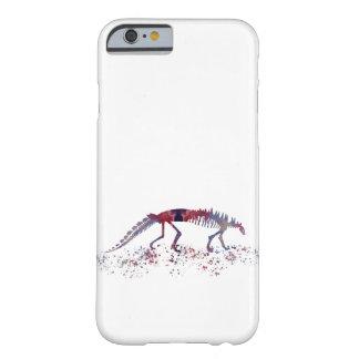 esqueleto del polacanthus funda barely there iPhone 6