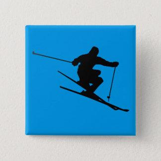 Esquiador Chapa Cuadrada