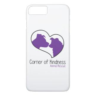 Esquina del caso más del iPhone 7 de la amabilidad Funda iPhone 7 Plus