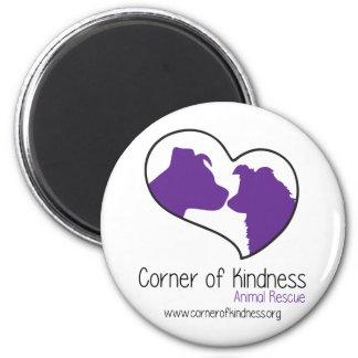 Esquina del imán de la amabilidad