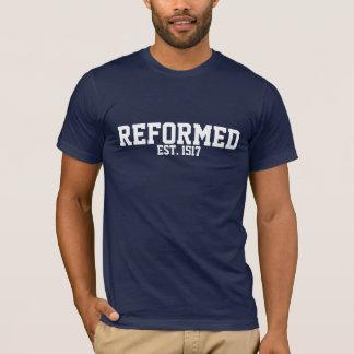 Est.1517 reformado camiseta
