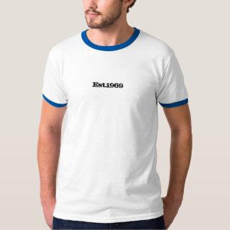 Est.1969 Camiseta