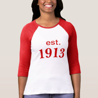 est. camiseta 1913