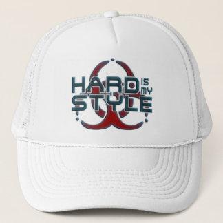 Está difícilmente mi música del hardstyle del gorra de camionero
