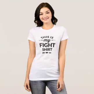 Ésta es MI camisa de la lucha