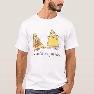 Ésta es muerte del nacho camiseta