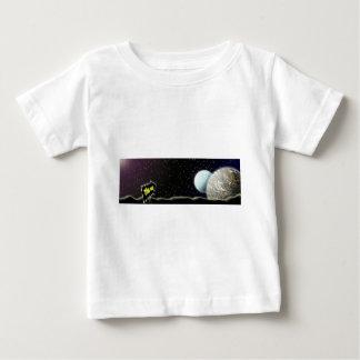 Esta manera al universo camiseta de bebé