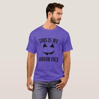 Esta mi camisa de la noche del horror de Halloween
