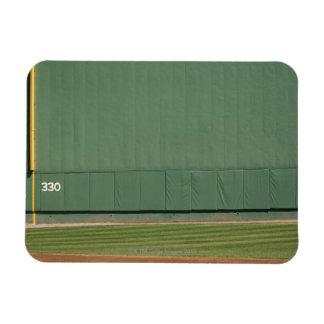 Esta pared se conoce como 'el monstruo verde. 'Asq Iman Rectangular