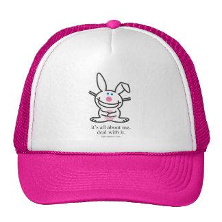 Está todo sobre mí gorra