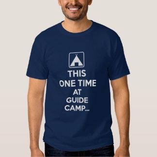 Esta una vez en el campo de la guía camisetas