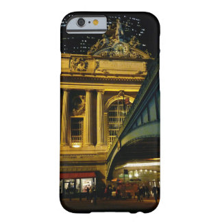 Estación central magnífica - noche - New York City Funda Para iPhone 6 Barely There