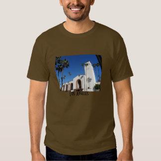 Estación de la unión de Los Ángeles Camisas