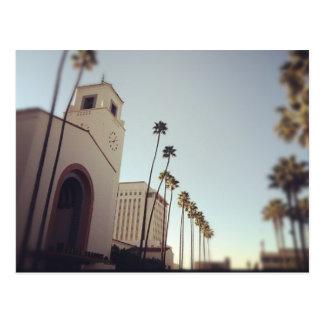 Estación de la unión de Los Ángeles Postal