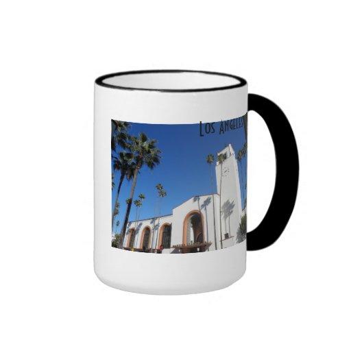 Estación de la unión de Los Ángeles Taza De Café