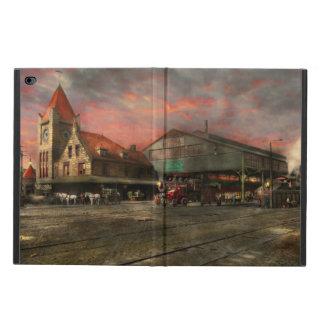 Estación de tren - depósito central 1905 del