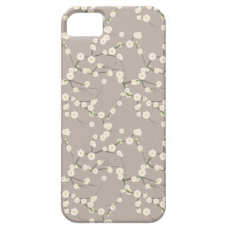 Estación del amor en marrón claro iPhone 5 Case-Mate protector