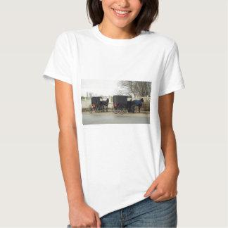 """""""Estacionamiento con errores """" de Amish Camiseta"""