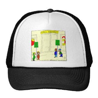 estacionamiento del cuidado de niños x09 en el gorras