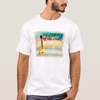 Estaciones del Ukulele Camiseta