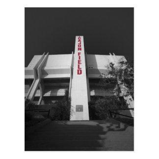 Estadio del campo de ULL Cajun Postal