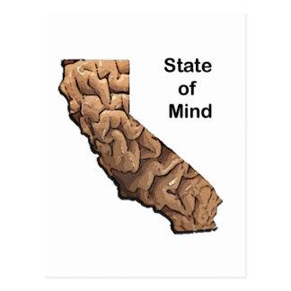 Estado de ánimo: California Postal