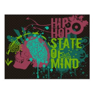 Estado de ánimo de Hip Hop Postal