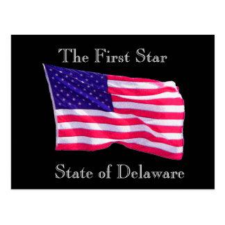 Estado de Delaware - postal