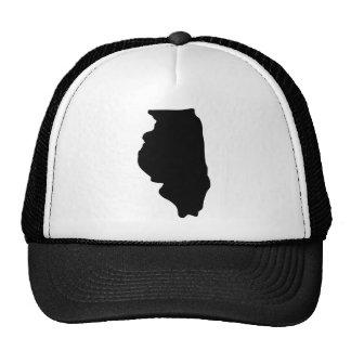 Estado de Illinois americano Gorro De Camionero