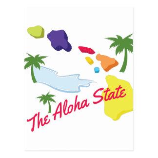 Estado de la hawaiana postal