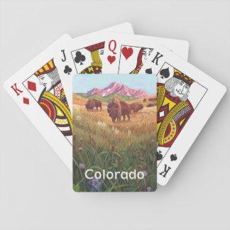 Estado de los naipes de Colorado