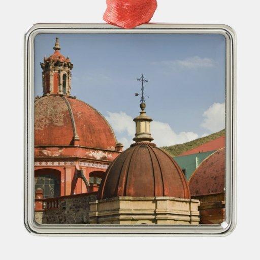Estado de México, Guanajuato, Guanajuato. Templo d Adornos De Navidad