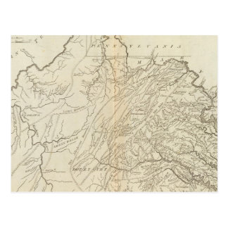 Estado de Virginia Postal