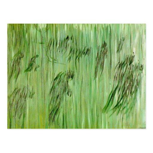 Estados de ánimo de Umberto Boccioni-: Los que per Tarjeta Postal
