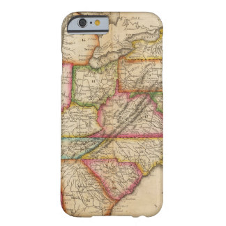 Estados Unidos 11 Funda Barely There iPhone 6