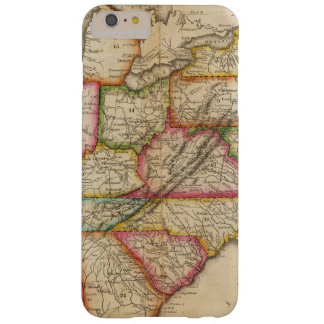 Estados Unidos 11 Funda Barely There iPhone 6 Plus